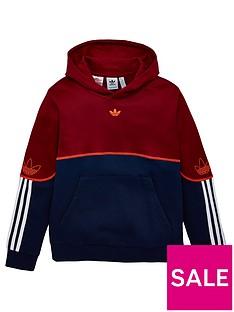 adidas-originals-outline-hoodie-burgundy