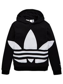 adidas-originals-big-trefoil-hoodie-black