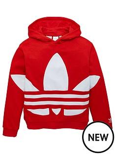 adidas-originals-bgnbsptrefoil-hoodie-red