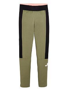 adidas-childrens-jg-a-tp-tights-green