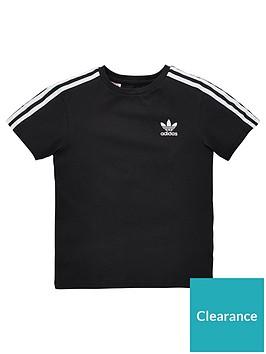 adidas-originals-childrens-new-icon-short-sleeve-t-shirt-blackwhite
