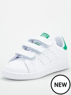 adidas-originals-adidas-originals-stan-smith-cf-childrens-trainer