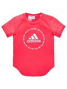 adidas-childrens-bold-short-sleeve-t-shirt-red
