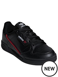 adidas-originals-continental-80-childrens-trainers-black