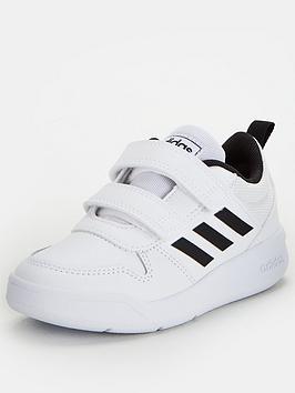 adidas-tensaur-childrens-trainers-white