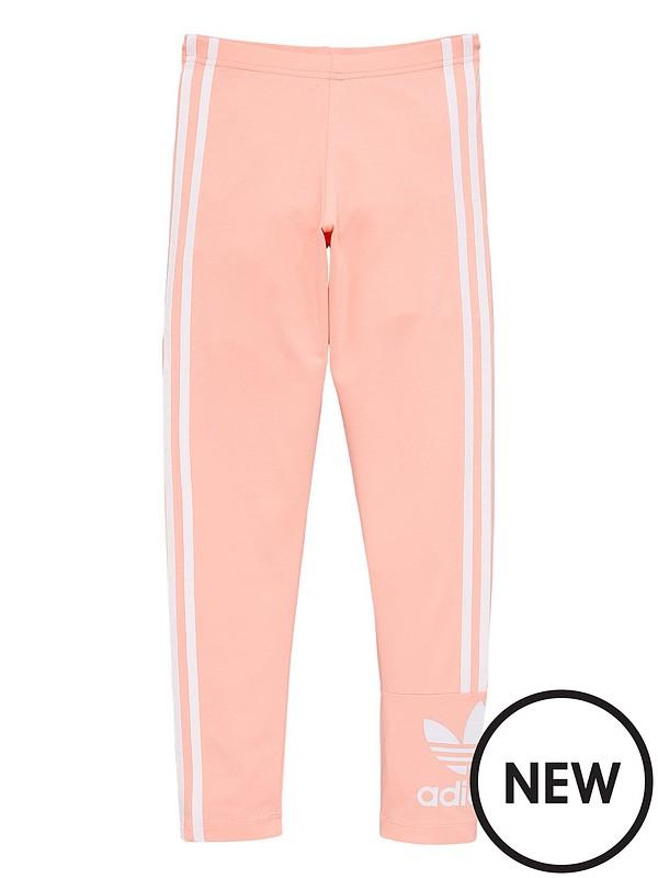 precios de remate seleccione para genuino 2019 mejor venta adidas Originals Childrens LOCK UP Tights - Pink ...