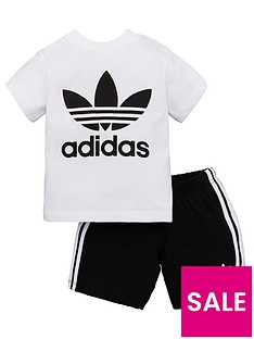 adidas-originals-shorts-amp-t-shirt-set-white