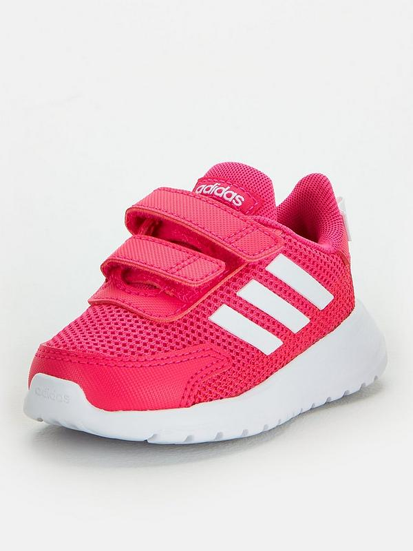 Tensaur Run Infant Trainers - Pink/White