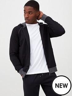boss-lightweight-hooded-lounge-top-black