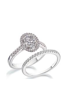 love-diamond-9ct-white-gold-12-carat-diamond-oval-halo-bridal-set
