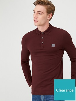 boss-passerby-polo-shirt-dark-red