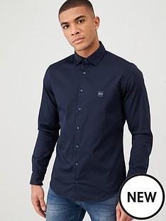boss-mypop-ii-slim-fit-long-sleeved-shirt-dark-blue