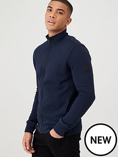 boss-zkybox-relaxed-fit-cotton-jacket-navy