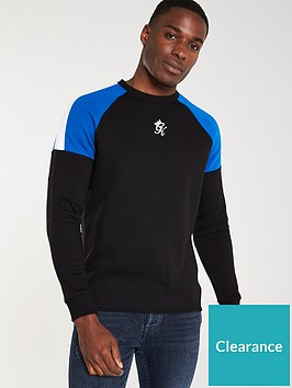 gym-king-core-plus-crew-sweatshirt-black