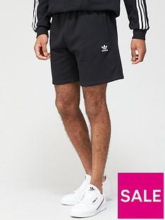 adidas-originals-essential-shorts-black