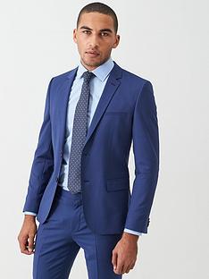 hugo-arti-stretch-slim-fit-suit-jacket-open-blue