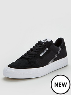 adidas-originals-continental-vulc-canvas-blacknbsp