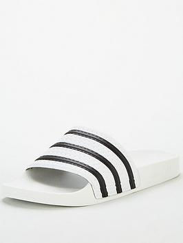 adidas-originals-adilette-white
