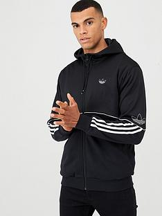 adidas-originals-outline-full-zip-hoodie-black
