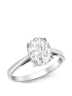 love-gold-9ct-white-gold-cubic-zirconia-oval-solitaire-ring