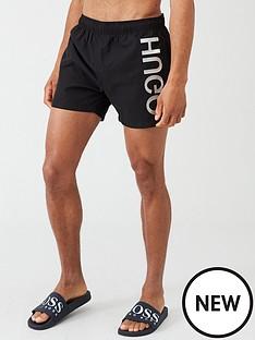 hugo-saba-swimshorts-black