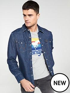 wrangler-27mw-denim-shirt