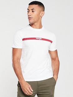 wrangler-short-sleeved-stripe-logo-tee
