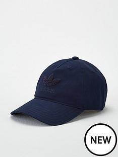 adidas-originals-chenille-cap-navy