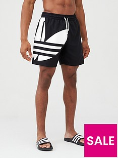 adidas-originals-big-trefoil-swim-shorts-black