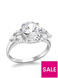 the-love-silver-collection-sterling-silver-cubic-zirconia-oval-ring-with-set-shoulders