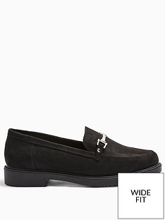 topshop-logan-wide-fit-loafers-black