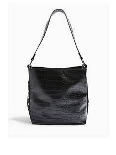 topshop-topshop-hoop-studded-hobo-bag-black