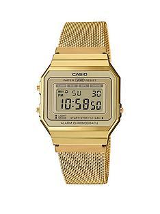 casio-casio-retro-gold-digital-dial-gold-stainless-steel-mesh-strap-watch