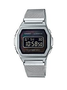 casio-casio-retro-black-digital-dial-stainless-steel-mesh-strap-watch