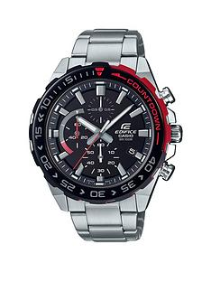 casio-casio-ediface-black-and-red-detail-chronograph-dial-stainless-steel-bracelet-mens-watch