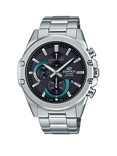 casio-casio-ediface-black-and-green-detail-chronograph-dial-stainless-steel-bracelet-mens-watch