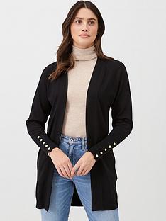v-by-very-lightweight-longline-cardigan-black