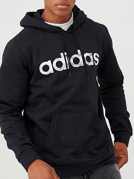 adidas-camo-linear-pullover-hoodie-black
