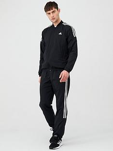 adidas-woven-light-tracksuit-black
