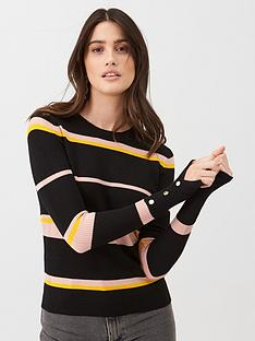 v-by-very-multi-stripe-jumper-multi
