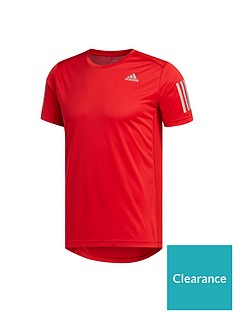 adidas-own-the-run-3s-sleeve-t-shirt-red