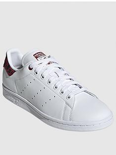 adidas-originals-stan-smith-whiterednbsp