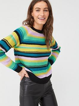 v-by-very-bright-stripe-jumper-stripe
