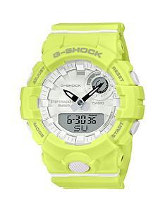 casio-casio-g-shock-white-chronograph-dial-neon-yellow-resin-strap-watch