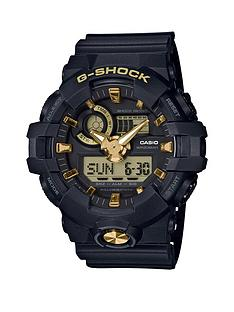 casio-casio-g-shock-black-and-gold-detail-chronograph-dial-black-resin-strap-mens-watch