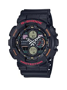 casio-casio-g-shock-black-orange-and-red-detail-chronograph-dial-black-resin-strap-mens-watch