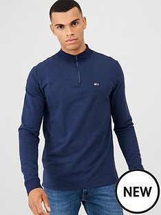 tommy-jeans-long-sleeved-t-shirt-navy