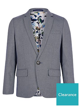 river-island-boys-pin-dot-blazer-blue