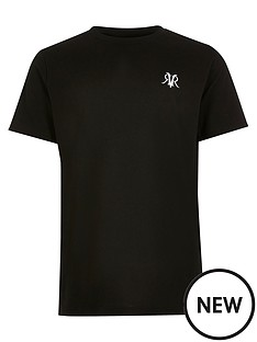 river-island-rvr-embroidered-tee-black