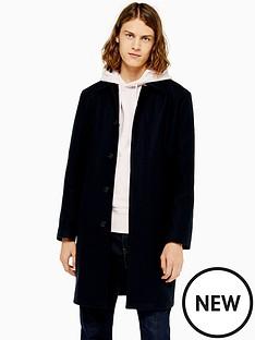 topman-topman-overcoat-black